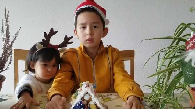 圣诞节时吃的姜饼屋有哪些故事?
