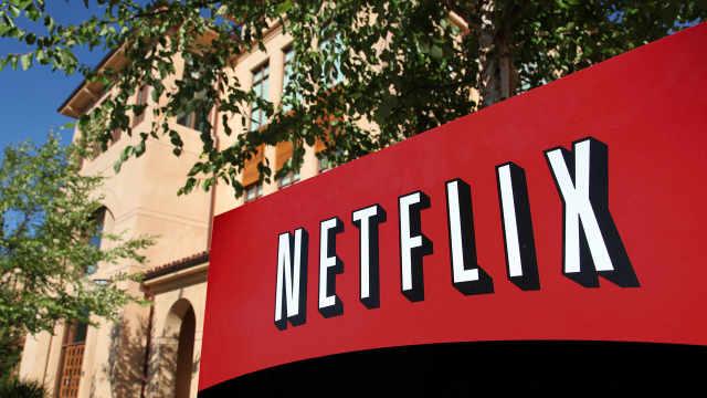 Netflix支出因推出新内容大增
