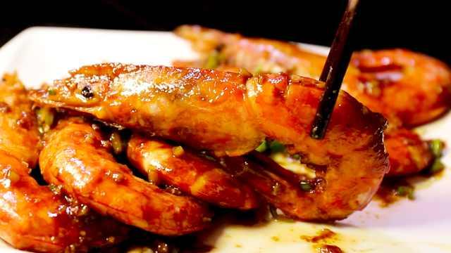 年夜饭必吃系列之油焖大虾