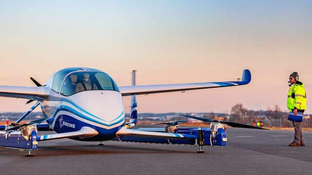 波音飞行汽车完成首次试飞