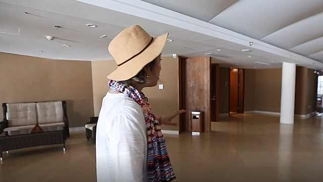 来鄂尔多斯体验沙景酒店:莲花酒店
