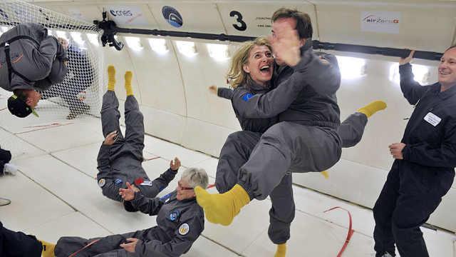 普通人距离太空飞行还有多远?