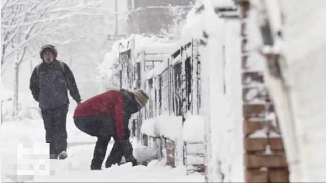 科普:极地涡旋为啥使美国进入极寒