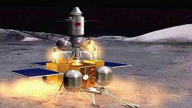 揭秘嫦娥四号探测器探月过程