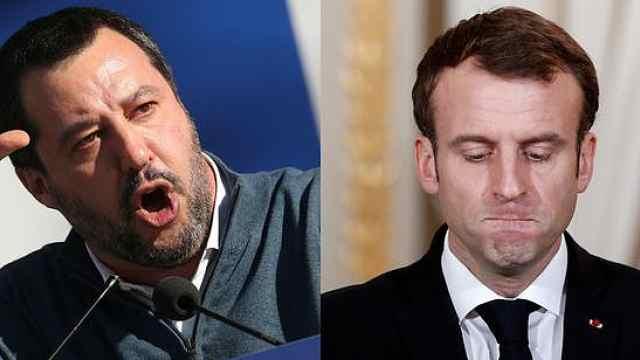 法国召回驻意大使,抗议意干涉内政