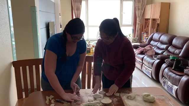 外教体验中国春节:比美国的有意思