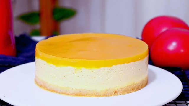 不用出门自己在家轻松做慕斯蛋糕