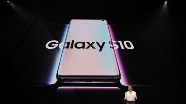三星Galaxy S10系列正式发布