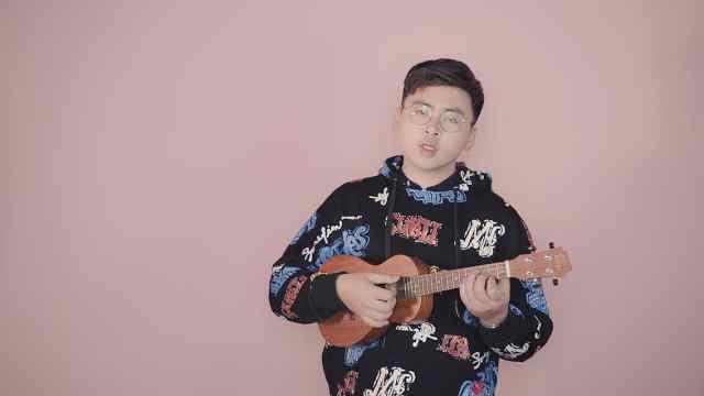 「触电」尤克里里清新弹唱版