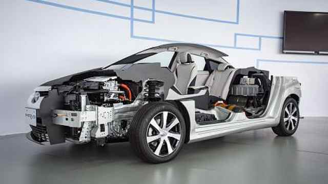 氢燃料电池车和电动车,你选哪个?