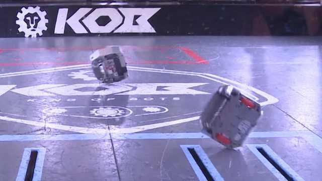 铁甲格斗打几下就被KO了?