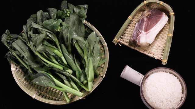 上海人的回忆,都在这碗咸肉菜饭里