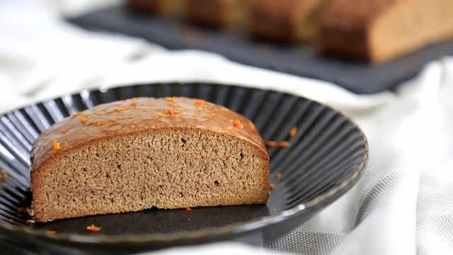 第戎香料面包制作教程