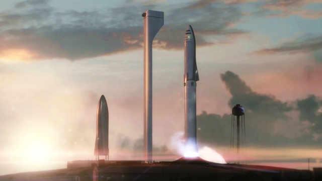 坐上火箭去美国?最高时速27000km