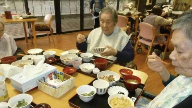 二次人生!看日本老人如何快乐养老