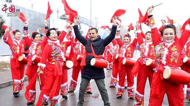 走进张家湾民俗文化节