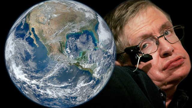 霍金对人类的预言,你知道吗?