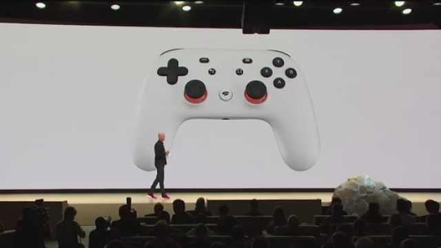 游戏业变革?谷歌发布云游戏平台