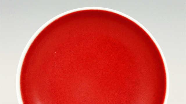 郎窑红,真正的中国红