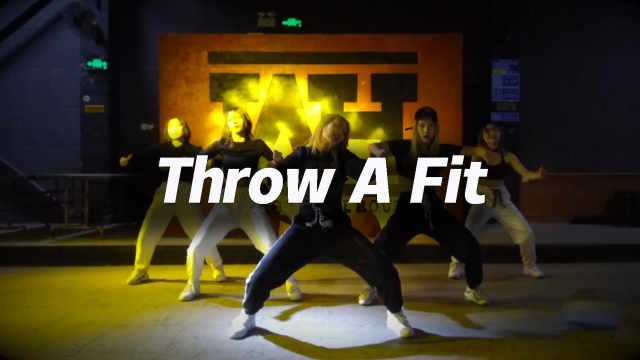 AS24翻跳《Throw A Fit》,超帅气