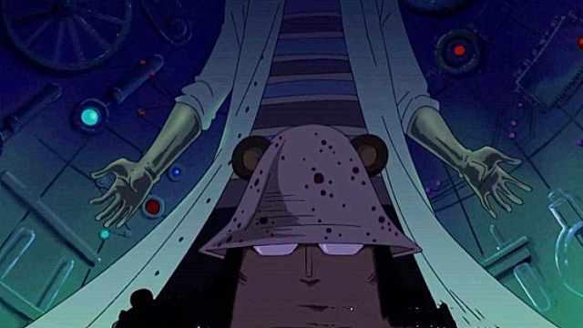 《海贼王》唯一参透恶魔果实的人