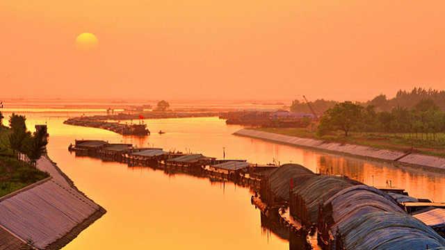 中国大运河:流淌千年的水上文明