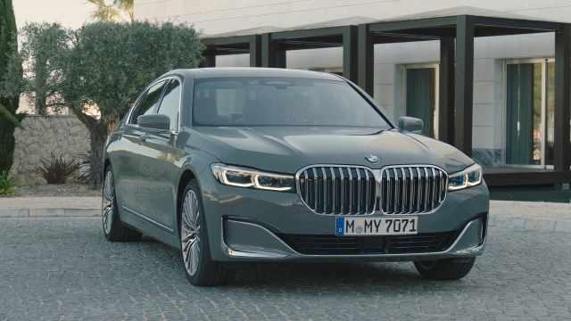 比特斯拉更智能 试驾BMW新7系