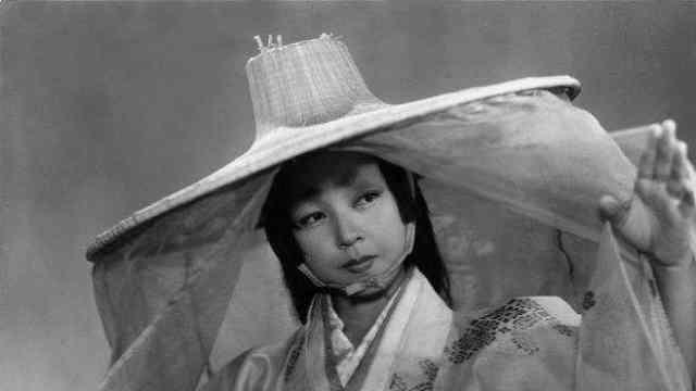 罗生门女主京町子去世,享年95岁