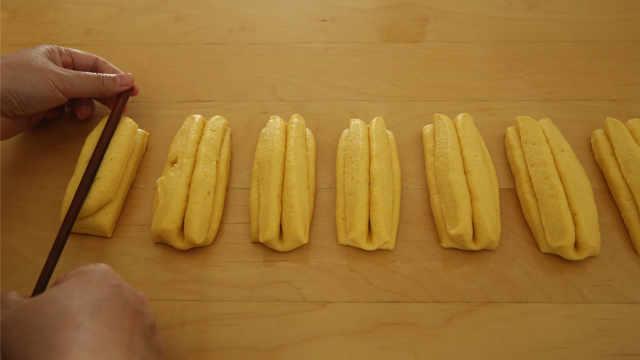 玉米面这样做太香了,完美早餐