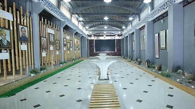 探访新疆昭苏哈萨克民俗文化馆