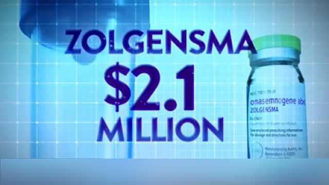 史上最贵药在美上市,一支1448万