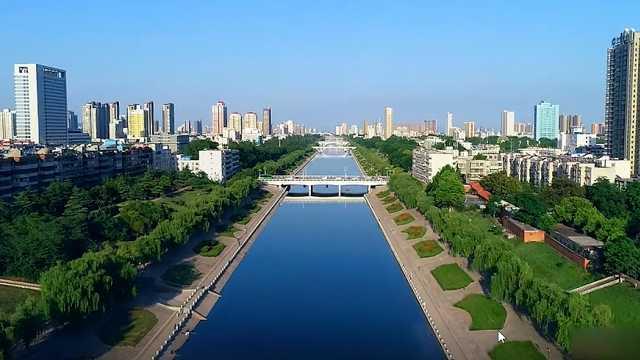 治理一条河,改变一座城