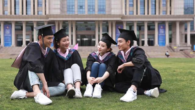 2018届大学毕业生就业率为91.5%
