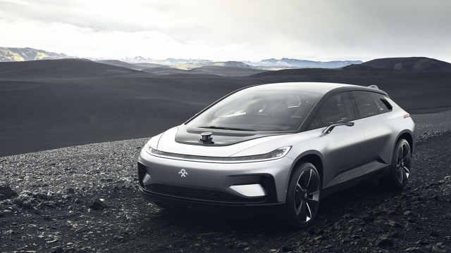 FF旗下全新车型V9或在呼和浩特生产