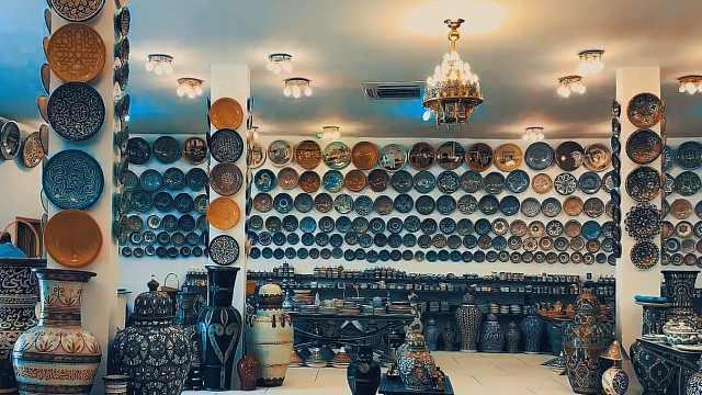 千年古城菲斯,摩洛哥手工艺术之城