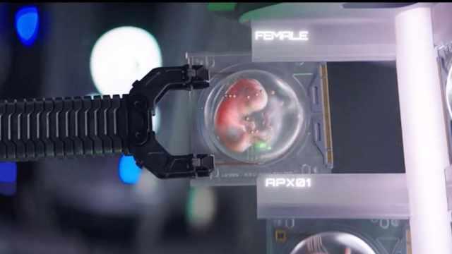 """未来人类灭绝由机器人""""重生""""人类"""
