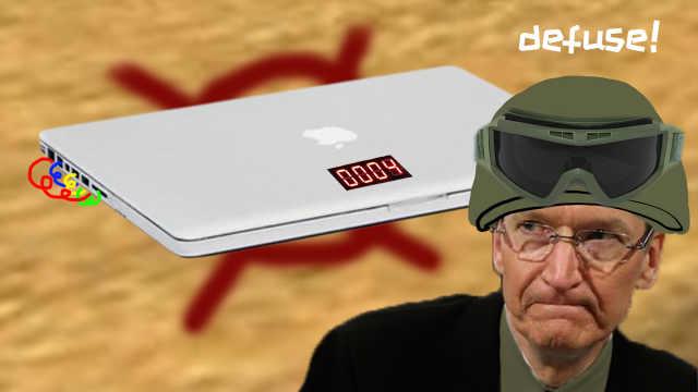 苹果召回部分MacBook Pro