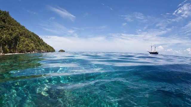 缅甸海以东的神秘岛屿无证拍照犯法