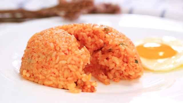 集结米饭爱好者,美味炒饭大法