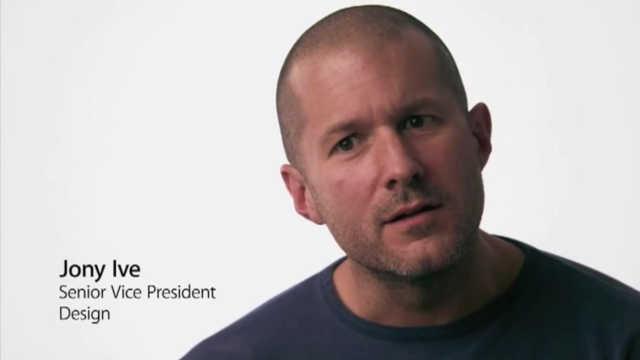 老罗:乔纳森算不上苹果灵魂设计师