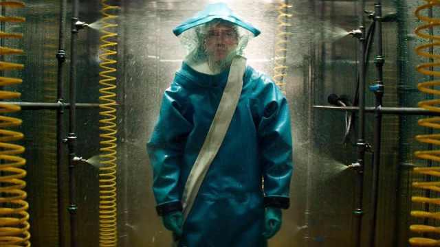美剧《血疫》,埃博拉病毒真可怕