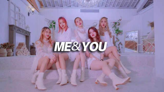 DT翻跳EXID《ME&YOU》