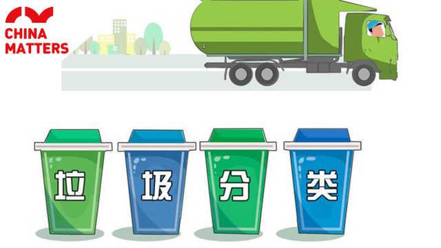 垃圾分类离你的城市还有多远?