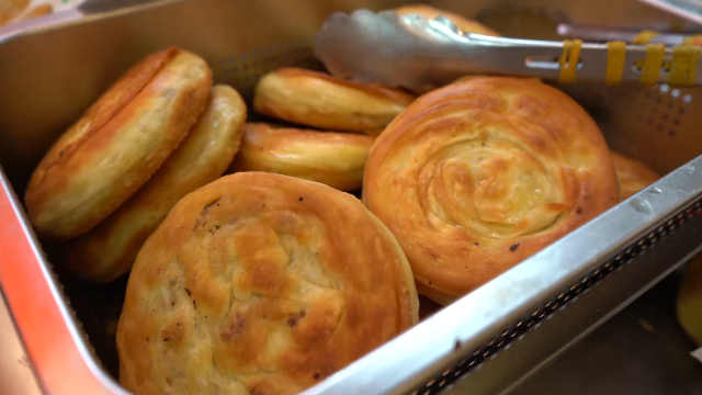 宫廷酥牛肉饼,每一道工序都是心意